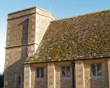 Gastard church
