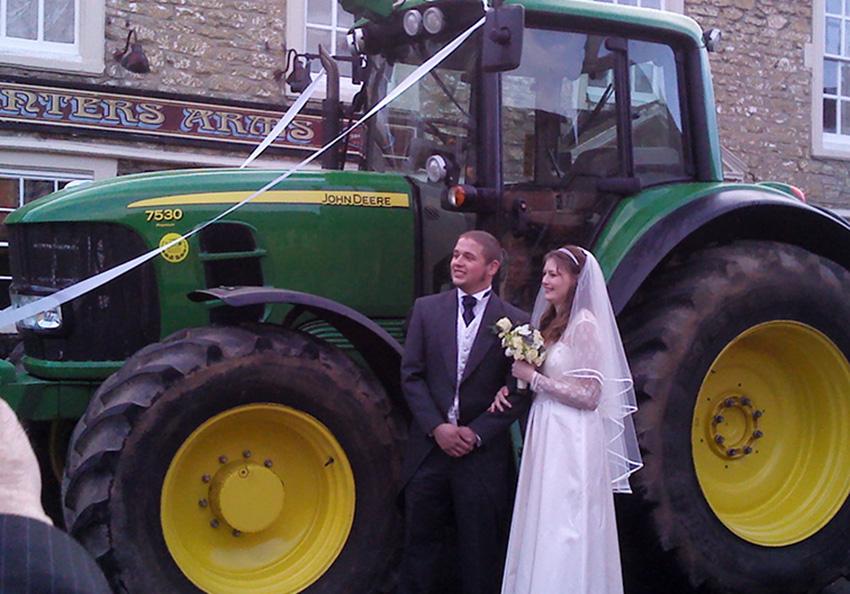 Wedding Lacock